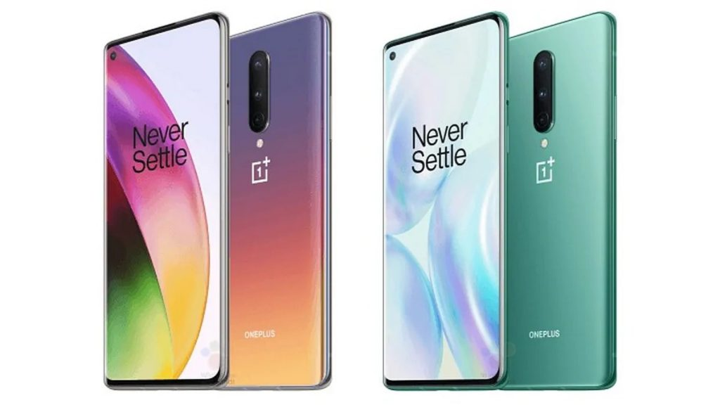 OnePlus 8 Series Is Now Up for Reservation in China