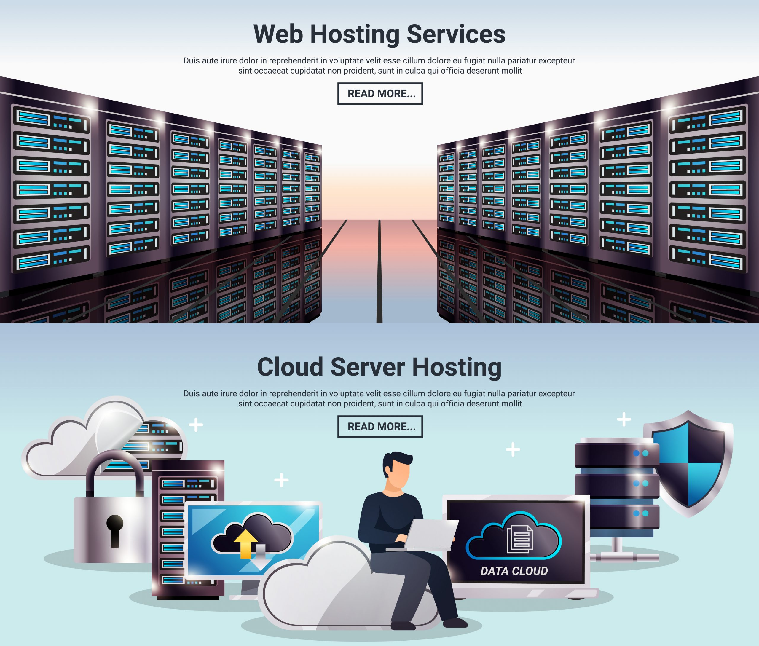 Multiple Web Servers